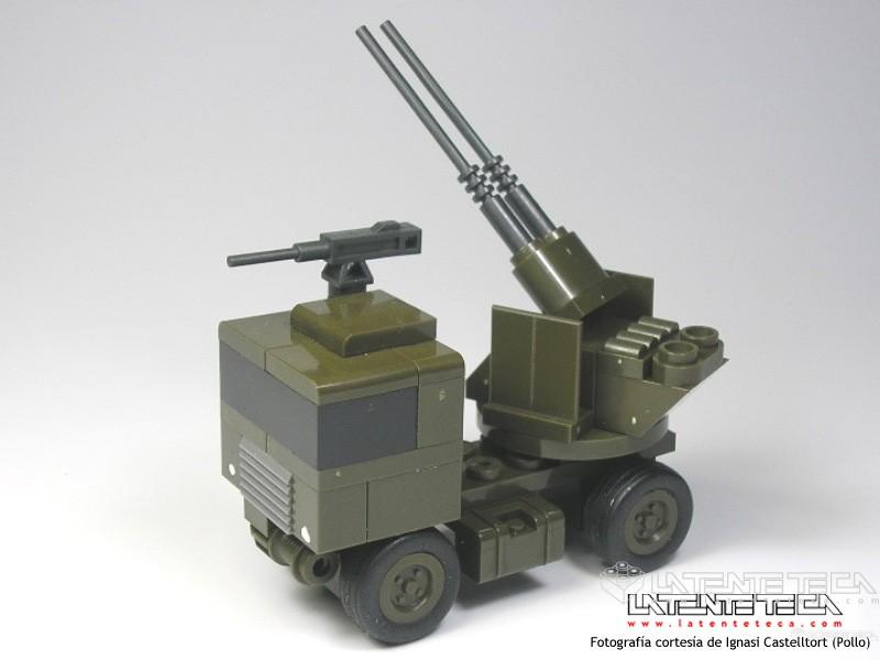 Camión Anti-Aéreo