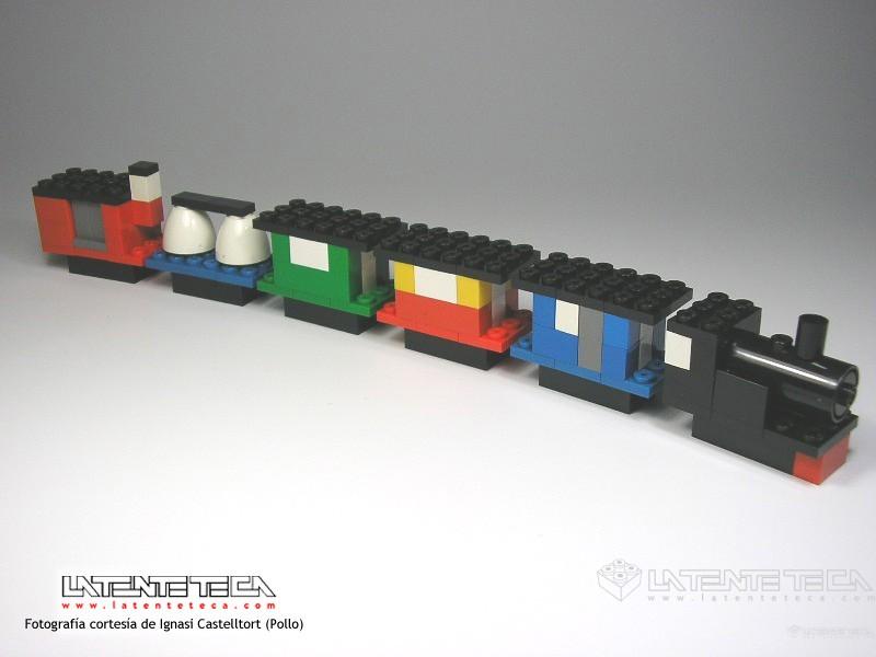 Tren de vía estrecha