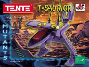 Tente Mutants: T-Saurior