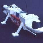 Prototipo de nave espacial para la serie sucesora de Astro