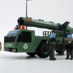 """Camión lanzamisiles """"Peacemaker"""" (Vista lateral)"""