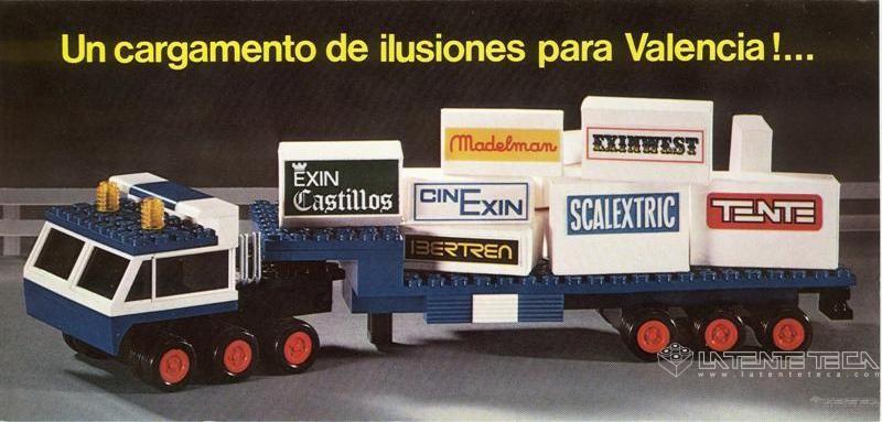 Díptico promocional para la Feria de 1979 (Portada)