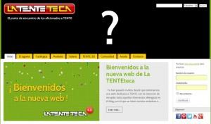 Concurso: Cabecera web 3D