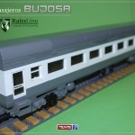 Vagón de pasajeros BUJOSA