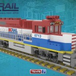 Locomotora EMD GP35