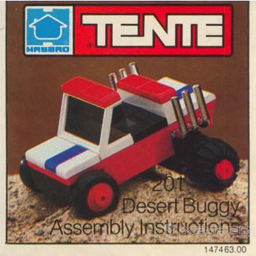 Hasbro Ruta 201 Desert Buggy