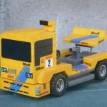 Macaco Jaumin - Camión de carreras TENTE - Creación no comercial