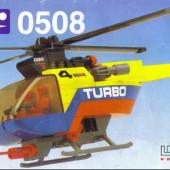 Helicóptero Turbo-speed