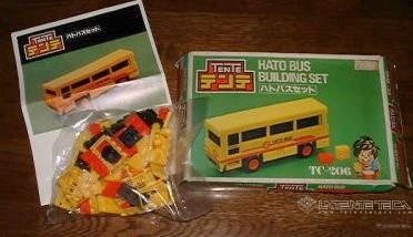 Modelo Hato Bus Japonés (Contenido)