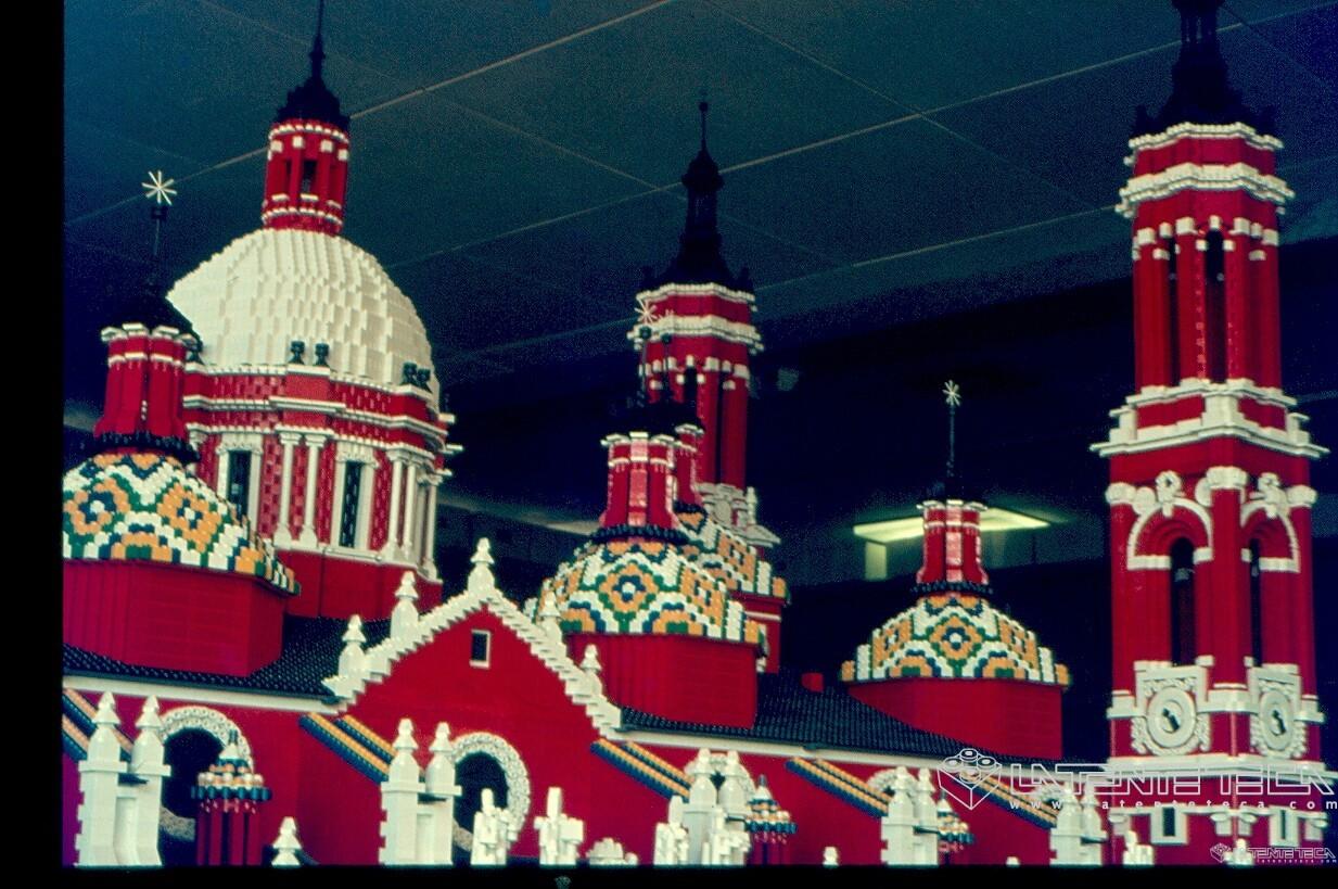 Cúpulas de la Basílica del Pilar