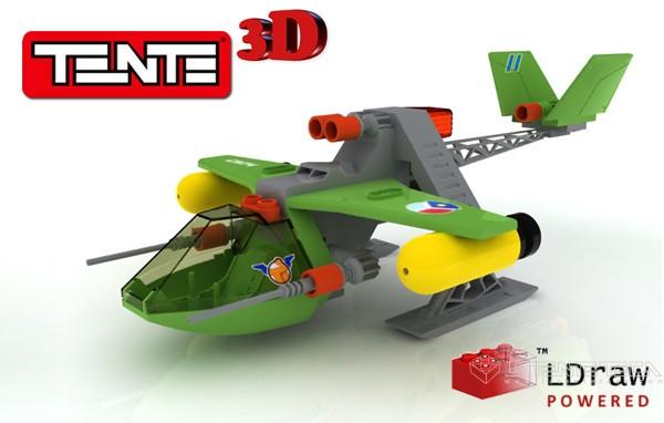 TENTE 3D
