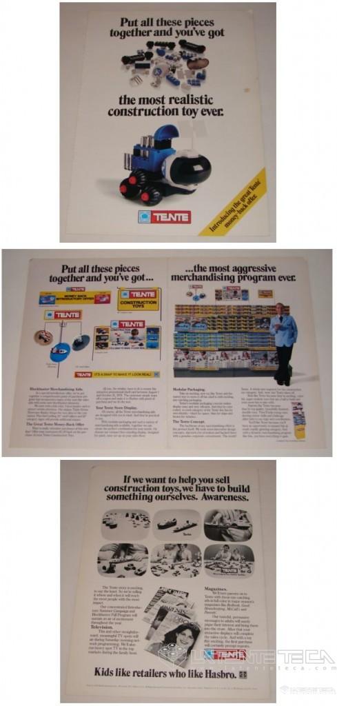 Anuncios Hasbro: Realismo y orientación a los vendedores finales