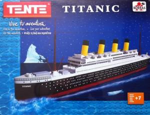 Caja del Titanic - TENTE - Educa-Borras