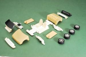 Nuevas piezas para los TENTE coches