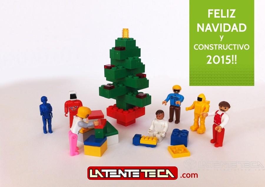 Felicitacion Navideña 2014