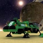 Transporte Interestelar Saturno 5