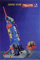 Lanzadera STAR-Blue