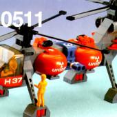 Helicóptero de Transporte